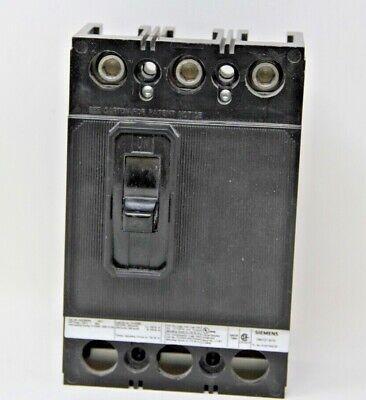 Siemens Qj23b200 200-amp Three Pole 240-volt 10kiac Breaker New Open Box