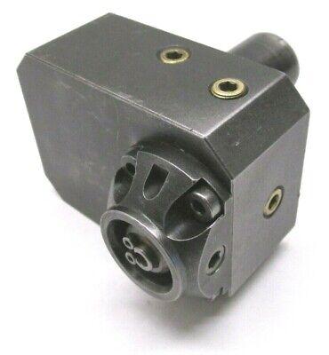 Traub Single Head Km32 Connector Vdi 30 Static Toolholder For Tnc 4265