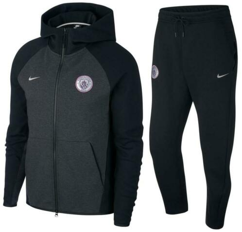 174f5002a8e ≥ Manchester City Tech Fleece Trainingspak Senior - Voetbal ...