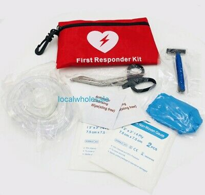 10pcslot Aed Fast Response Kit First Responder Kit Fda Proved