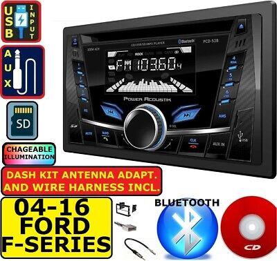 2004-2016 FORD F150/250/350/450/550 CD/MP3 BLUETOOTH USB AUX CAR RADIO STEREO