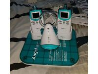 Angelcare AC401 Deluxe Sound & Movement Baby Monitor