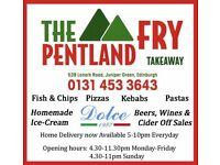 Pizza Chef full time for busy chip shop immediate start