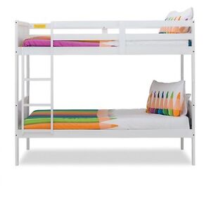 Double bunk bed (frame+mattress) East Cannington Canning Area Preview