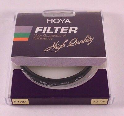 Фильтры Hoya 72mm Diffuser 72.0s Special