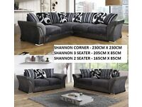 * SALE * FACTORY SEALED - SHANNON CORNER SOFA OR 3+2 SOFAS MANY MORE FROM £200 GO THRU PICS + CHOOSE