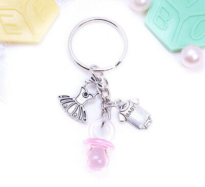 Ballerina Ballet Dance Tutu Body Pacifier Keychain Baby Shower Favors Souvenir
