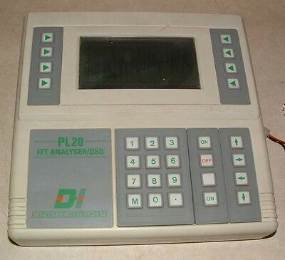 Elstar Electronics Diagnostic Instruments Pl22 Fft Analyserdso