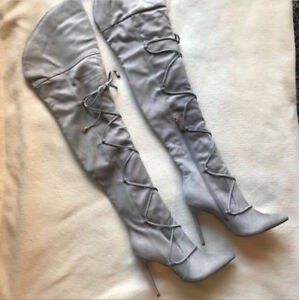 BRAND NEW Thigh High Boots - Size 6.5