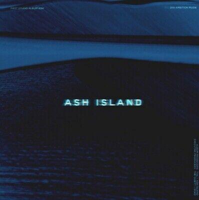 ASH ISLAND [ASH] 1st Album CD+Booklet K-POP SEALED