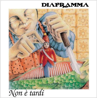 DIAFRAMMA - NON E' TARDI - CD  NUOVO SIGILLATO