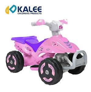 NEW KALEE 6V ATV RIDE ON KID'S TOY - 110568375 - RIDE-ON ATV QUAD