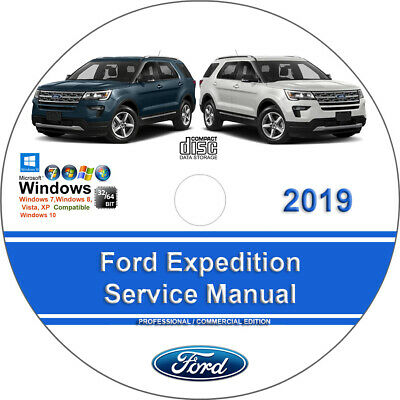 Ford Expedition 2019 Factory Workshop Service Repair Manual