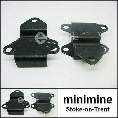 Classic Mini Front Engine To Subframe Mounts PAIR 21A1902 austin rover morris
