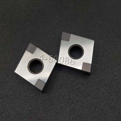 Cnmg431 Cbn Cnmg120404 Cbn Hardened Steel Insert Made Of Boron Nitride Mclnr