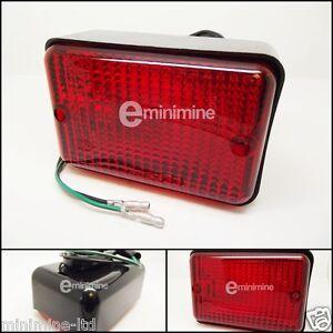 Classic Mini Rear Fog Lamp Unit 1983  XFE10006 Genuine Wipac OE Spec car light