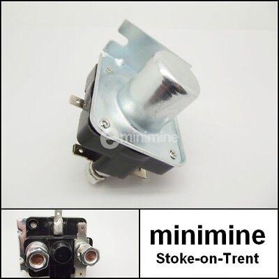 Classic Mini Starter Solenoid 13H5952 3 Terminal pin austin leyland mg jag S