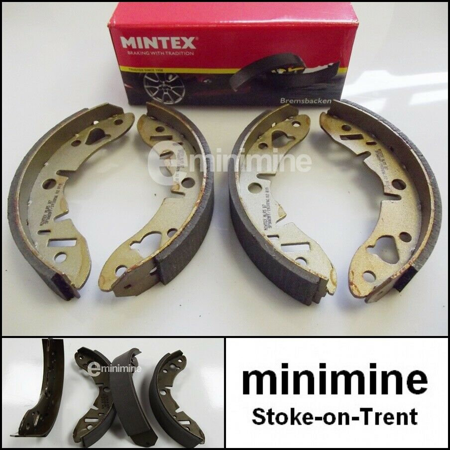 MFR563 NEW MINTEX REAR BRAKE SHOE SET