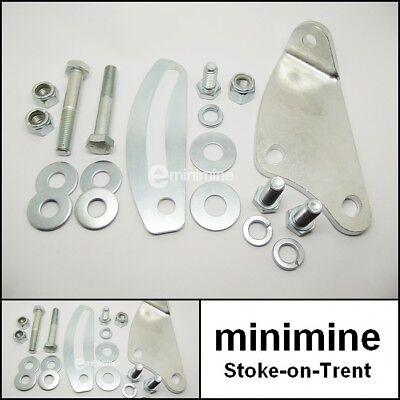 Classic Mini Alternator Bracket Mounting Kit For PRE A Plus Engine 12G2627 +