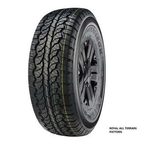 235 70R16, 235 70 16 NEW Set of 4 All Terrain Tires $420