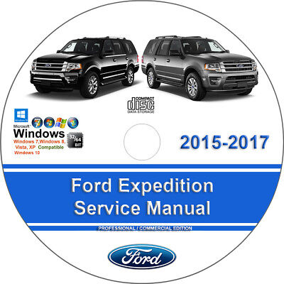 Ford Expedition 2015 2016 2017 Factory Workshop Service Repair Manual