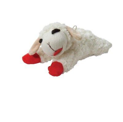 Lamb Chop Plush Dog Toy - Mini to Jumbo size - great plush toy Squeak (Giant Plush Dog)