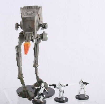 Star Wars Miniatures Imperial Assault Attack On Endor Scenario Pack AT-ST