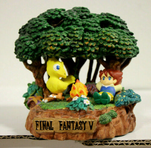 Final Fantasy V COLD CAST COLLECTION- Butz and Boko (1999)      83114
