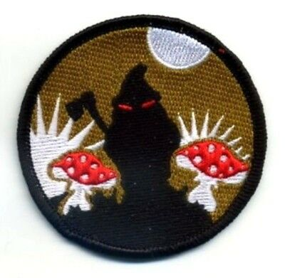 DAESH WHACKER© US GREEN BERETS SAS JTF2 KSK VEL©®⛄ SSI PATCH: Evil Garden Gnome