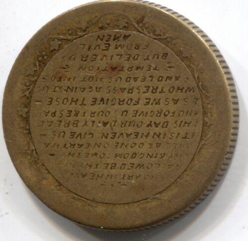 1877 International Expo - Struck On 1st US Mint Coin Press - Lot # LIT 2063