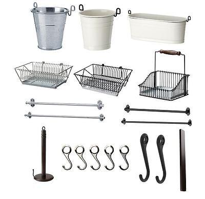 IKEA FINTORP Home Kitchen & Bathroom Accessories Range in One