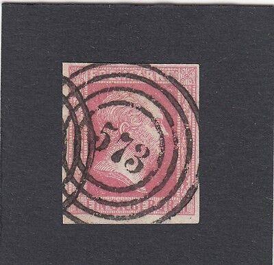 Preußen Mi.Nr. 6 a gestempelt Mi.Wert 35€ (914)