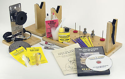 FLEX COAT ROD BUILDING Start-Up Business Kit NEW! #FSB1 FREE USA SHIPPING!