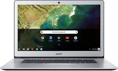 "Acer Chromebook 15 CB515-1HT-P39B 15.6"" Full HD TOUCH PENTIUM N4200✔4GB✔32GB SSD"
