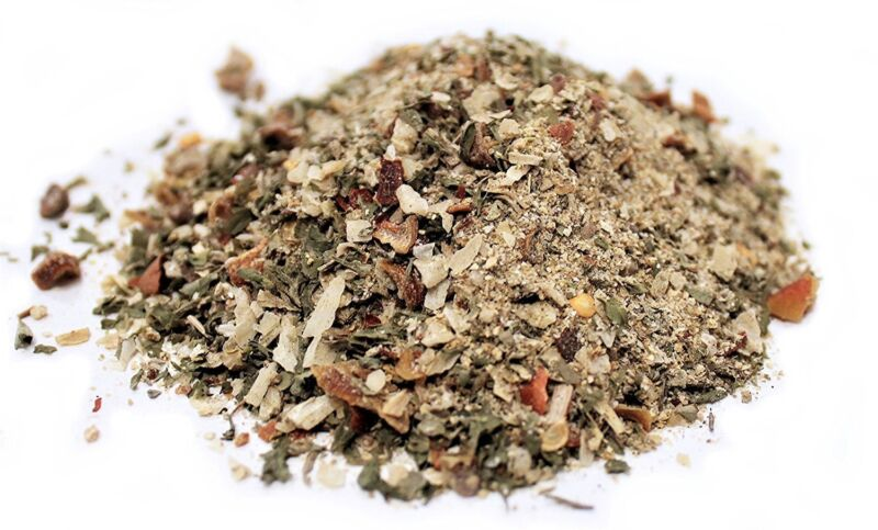 No Salt Seasoning (Spices, Herbs & Dried Vegetables blend) by Its Delish, 5 lbs