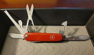 Victorinox Victoria Fisherman Vintage Swiss Army Knife With Bail Complete