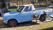 1978 Datsun 1200 Ute Supercharged CA 18 DE Hargraves Mudgee Area Preview