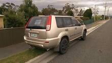 2002 Nissan X-trail Wagon Manual 4WD SUV Port Sorell Latrobe Area Preview