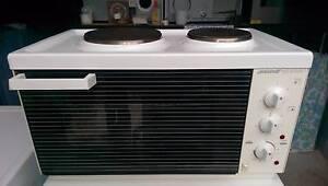 Omega Mini Kitchen 1 oven grill and 2 burners near new condition Ballarat Central Ballarat City Preview