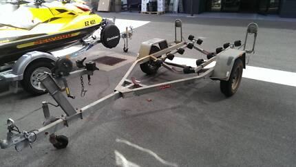 Polmac jet ski trailer