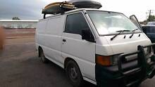 EXCELLENT BACKPACKERS VAN 1997 Mitsubishi Express Camper Van Berrimah Darwin City Preview