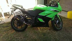 Kawasaki Ninja 250R 2010 (EX250J) Smithfield Plains Playford Area Preview