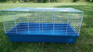 *❤Indoor 80cm cage hutch guinea pig baby rabbits mini lops Londonderry Penrith Area Preview