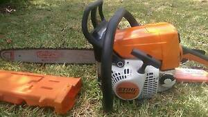 sthil chainsaw 250m woodboss only $440 Subiaco Subiaco Area Preview