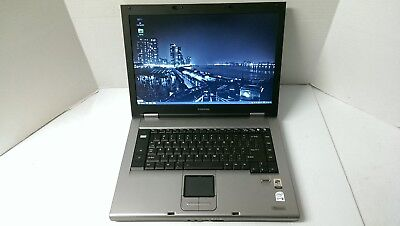Toshiba Tecra A8 PC Windows 10 Laptop Notebook Computer Core Duo T2300 4G 120G
