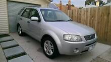 2006 Ford Territory Ghia AWD. Only 75,500 kms!! East Geelong Geelong City Preview