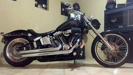 2006 softail harley davidson  Ridgewood Wanneroo Area Preview