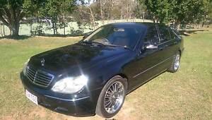 2000 Mercedes-Benz S320 Sedan Sunnybank Brisbane South West Preview
