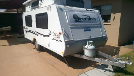 spotless 2005 jayco freedom pop top Moe Latrobe Valley Preview