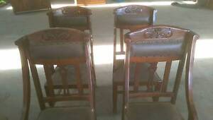 Antique Office Chairs Moama Murray Area Preview
